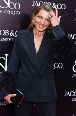 Alina Baikova At Grand Re-Opening of the Jacob & Co. Flagship Store, New York