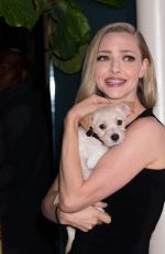 Amanda Seyfried At Best Friends Animal Society