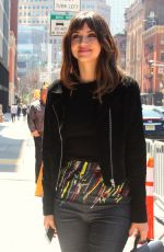 Ana de Armas Out in New York