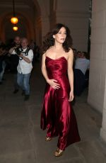 Anna Friel At the English National Opera in London