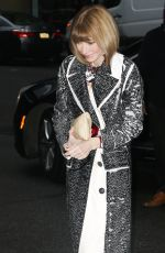 Anna Wintour Out and about in New York City