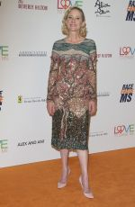 Anne Heche At The 25th Annual Race To Erase MS Gala held at The Beverly Hilton Hotel in Beverly Hills
