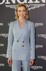 Ashleigh Brewer At The Championships Day 2: Longines Queens Elizabeth Stakes in Sydney, Australia