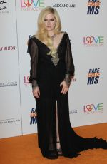 Avril Lavigne At 25th Annual Race To Erase MS Gala at The Beverly Hilton Hotel in Beverly Hills