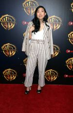 Awkwafina At Warner Bros. Pictures