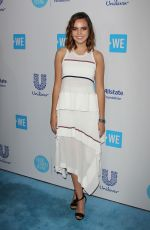 Bailee Madison At WE Day California in Los Angeles