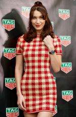 Bella Hadid At TAG Heuer Ginza Boutique opening ceremony in Tokyo, Japan