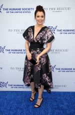 Bellamy Young At Humane Society Of The United States
