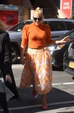 Busy Philipps Arrives at