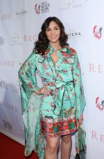 Camila Banus At Regard Magazine Spring 2018 Cover Unveiling Party at Riviera 31 in West Hollywood