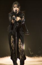Camila Cabello At Never Be The Same Tour at Riverside Theater in Milwaukee, Wisconsin