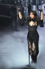 "Camila Cabello Sings and dances her way through the debut show of her ""Never Be The Same"" Tour in Canada"