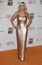 Camille Grammer At 25th Annual Race to Erase MS Gala, Los Angeles
