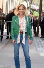 Candace Cameron-Bure At The View in New York