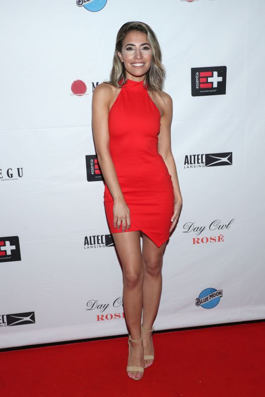 Carly Brooke At Tribeca Talks and Summertime Premiere, Tribeca Performing Arts Center, New York