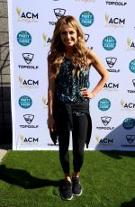 Carly Pearce At ACM Presents the Lifting Lives Topgolf Tee-Off in Las Vegas