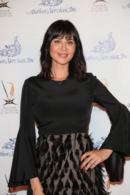 Catherine Bell At 34th Annual L. Ron Hubbard Achievement Awards Gala in Los Angeles