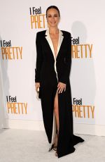 Catt Sadler At World Premiere of I Feel Pretty at Westwood Village Theater