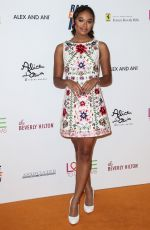 Chandler Kinney At 25th Annual Race to Erase MS Gala, Los Angeles