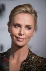 Charlize Theron At 2018 San Francisco Film Festival - A Tribute To Charlize Theron