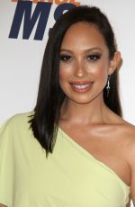 Cheryl Burke At The 25th Annual Race To Erase MS Gala held at The Beverly Hilton Hotel in Beverly Hills