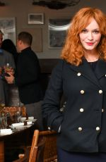 Christina Hendricks At
