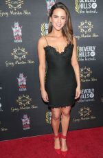 Claire Michelle At 18th Annual International Beverly Hills Film Festival Opening Night Gala