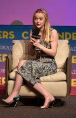 Dakota Fanning At The Contenders Emmys presented by Deadline Hollywood - TNT