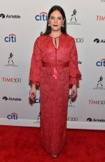 Daniela Vega At TIME 100 Most Influential People 2018, New York