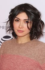 Daniella Pineda At In a Relationship Premiere at the 2018 Tribeca Film Festival, New York