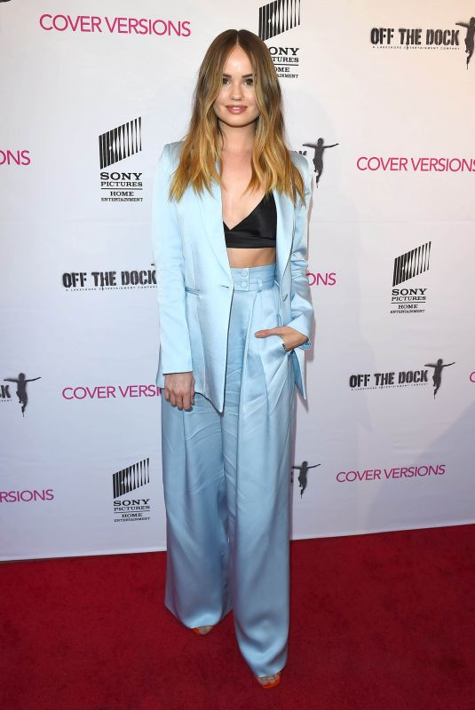 Debby Ryan At Premiere of