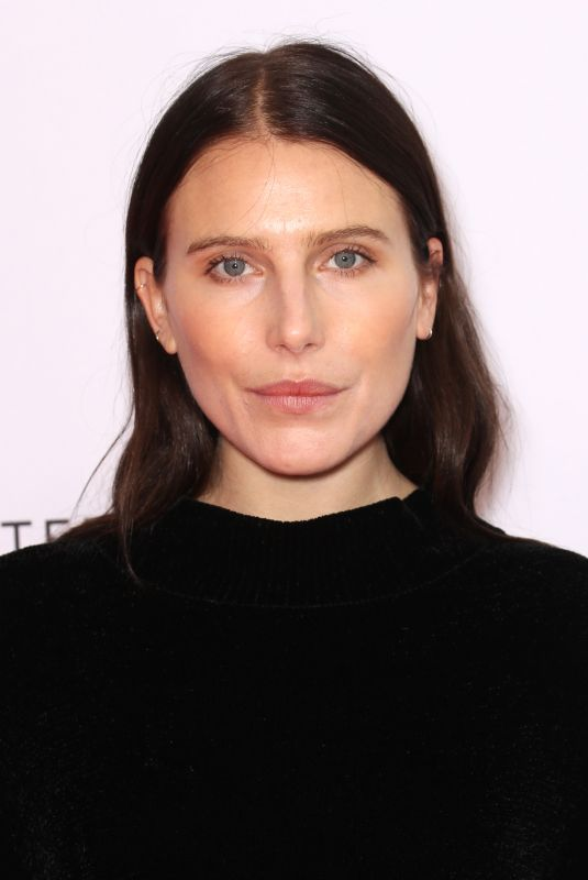 Dree Hemingway At In a Relationship Premiere at the 2018 Tribeca Film Festival, New York