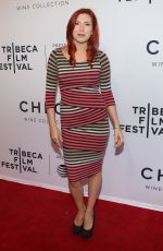 Elizabeth Maxwell At US Narrative Competition Premiere of LITTLE WOODS at the 2018 Tribeca Film Festival, New York