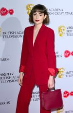 Ellise Chappell At British Academy Television and Craft Awards Nominees Party, London, UK