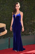 Emily Calandrelli At 45th Annual Daytime Creative Arts Emmy Awards, Los Angeles