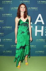 Emily Tyra At LA Family Housing Awards in West Hollywood