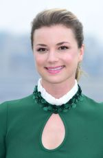 "Emily VanCamp At ""The Resident"" photocall at NBC Universal in London, UK"