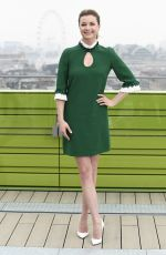 """Emily VanCamp At """"The Resident"""" photocall at NBC Universal in London, UK"""