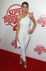 Emmanuelle Chriqui At Super Troopers 2 Premiere at The Arclight in Hollywood