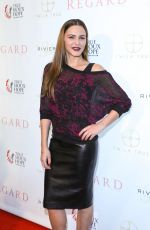 Eve Mauro At Regard Magazine Spring 2018 Cover Unveiling Party at Riviera 31 in West Hollywood