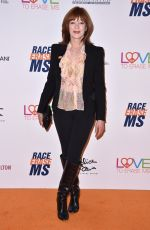 Frances Fisher At 25th Annual Race to Erase MS Gala, Los Angeles