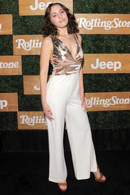 Harley Quinn Smith At Rolling Stone