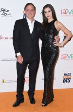 Heather Dubrow At 25th Annual Race to Erase MS Gala, Los Angeles
