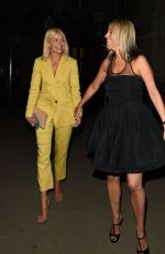 Holly Willoughby At the English National Opera in London