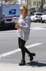 Jacqueline Emerson Goes shopping in the 90210 area in Beverly Hills