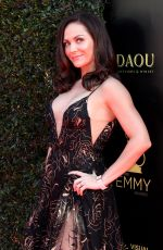 Jade Harlow At 45th Annual Daytime Creative Arts Emmy Awards, Los Angeles
