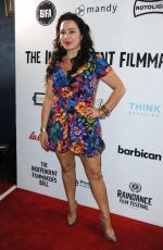 Jan Anderson At The Raindance Independent Filmmaker