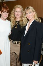 January Jones At Foundrae store opening, New York