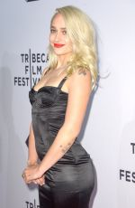 Jemima Kirke At World Premiere of