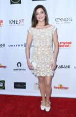 Jen Liley At 45th Annual Daytime Emmy awards Nominee Reception held at The Hollywood Museum
